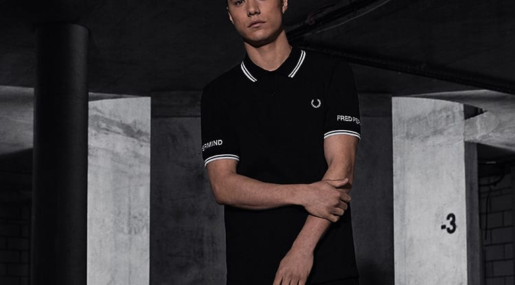 END. x MASTERMIND WORLD x Fred Perry Polo