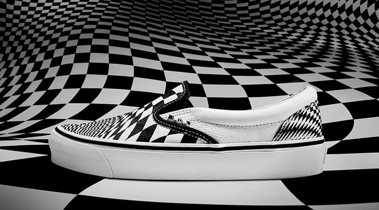 END. x Vans OG Classic Slip On LX 'Vertigo'