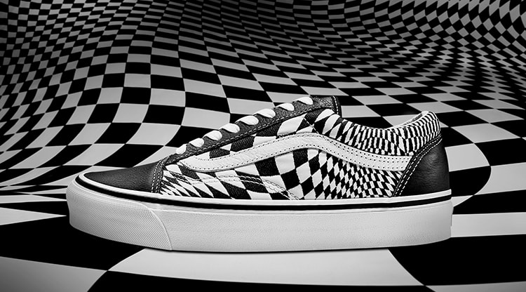 END. x Vans OG Old Skool LX 'Vertigo'